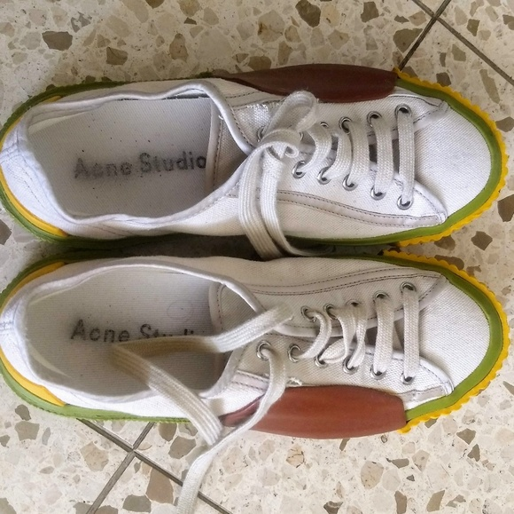 Acne Shoes - Acne Studios sneakers